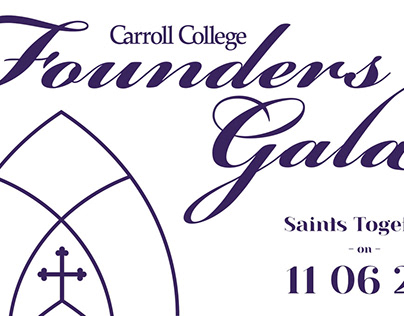2020 Founders Gala | Carroll College