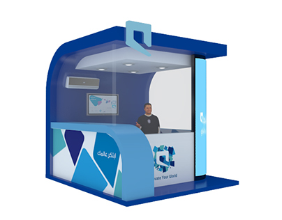 Mobily Booth