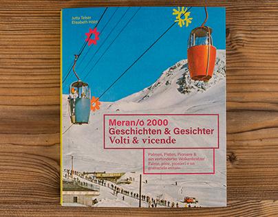Book Design – Meran2000