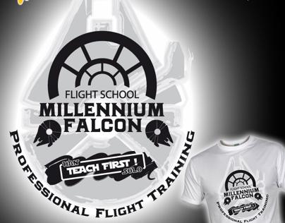 Flight School - Millennium Falcon