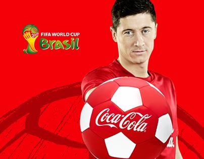 Coca Cola Poland & FIFA World Cup Brasil 2014