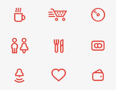 Typelike Icon Set
