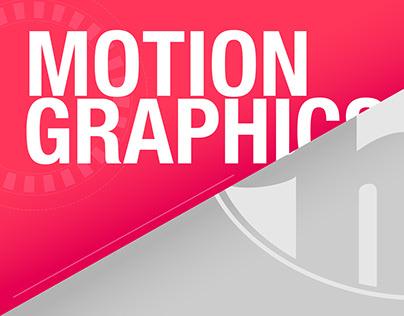 [Motion Graphics] Opening Logo Animation