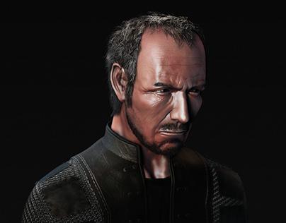 """""""Game of Thrones"""" Fan Art: Stannis Baratheon"""
