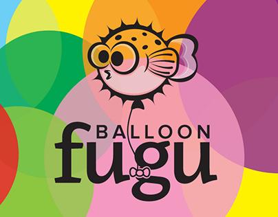 Fugu Balloon Business Card
