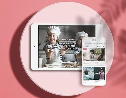 Mikitsune app for kids activities
