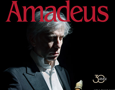 Amadeus 30 Anni, Dec 2019: cover, cd cover, photos