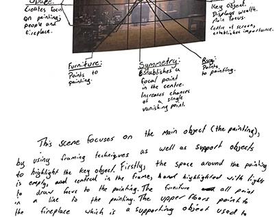 Scene Taxonomy/Plan/Section