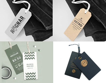 Clothings Tag Design