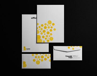 Blend Media - Branding