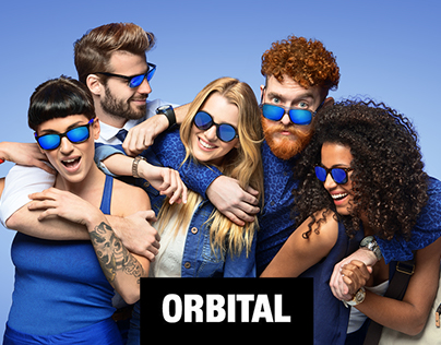 Orbital Sunglases - SS 2015