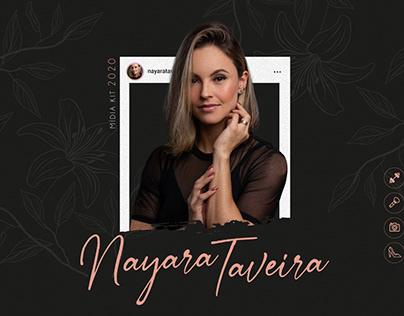Nayara Taveira | Mídia Kit