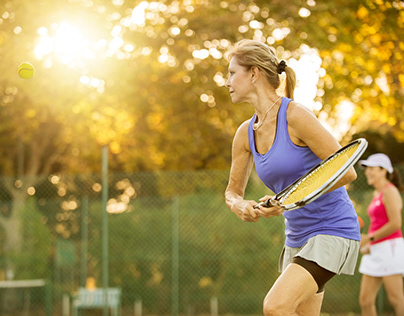 How to Perfect Your Tennis Kind