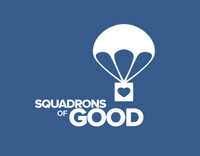 Squadrons of Good logo