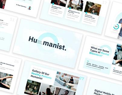 Humanist Powerpoint Presentation Template