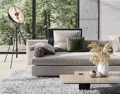 Visualization of the sofa
