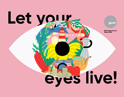 Let Your Eyes Live!