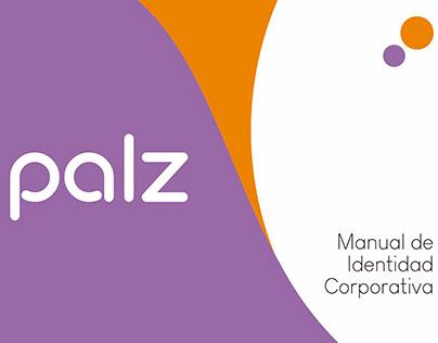 Manual de Identidad Corporativa Palz