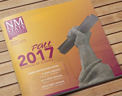 NMSUA Fall Schedule 2017