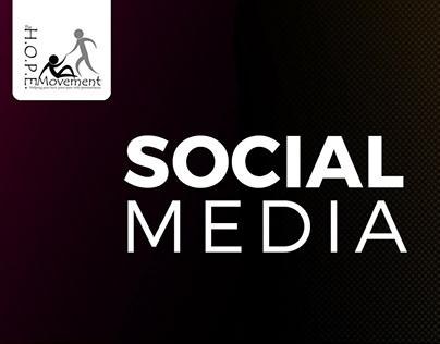 Social Media Posts | HOPE Movement