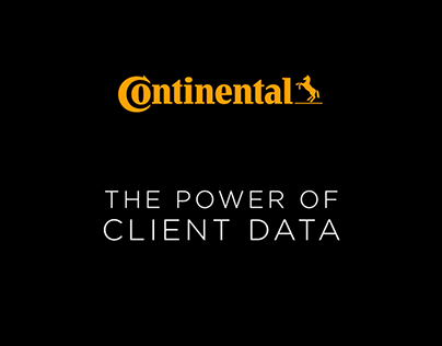 Video Case: Continental _ DMP Project