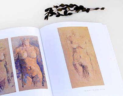 Art Catalogue. Carmen Galofré 2014