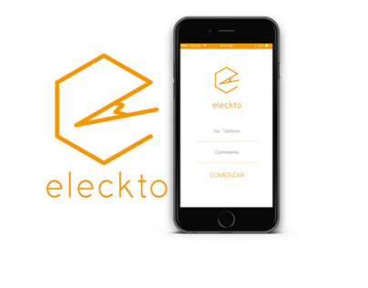 UI Design: Eleckto
