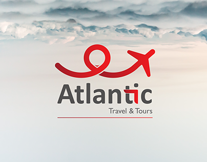 Atlantic Travel and tours Corporate Identity