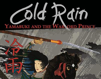 Cover design for Cold Rain
