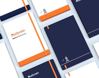 Notebook design - Outbrain