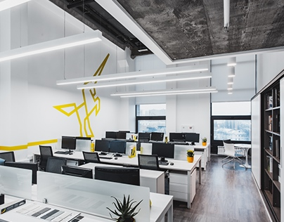 IND Architects Office, Moscow