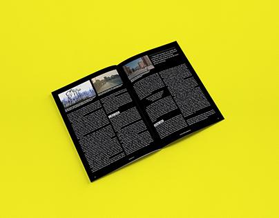 Kosovo 2.0 - #10 NINETIES | Editorial Design