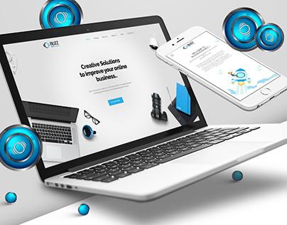 Buzzoutsource Web Design