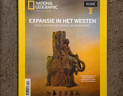 National Geographic Collections Rome II