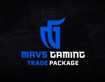 Mavs Gaming Trade Package