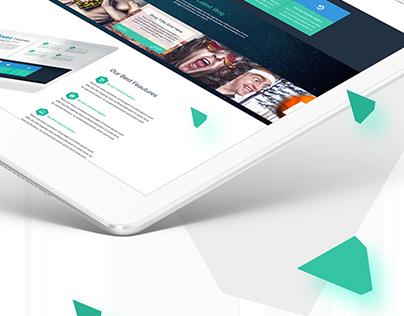 Pixez Theme UI Design
