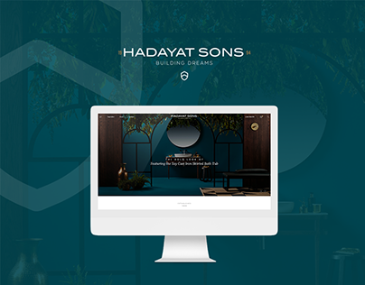 Web Design & Development | Hadayat Sons