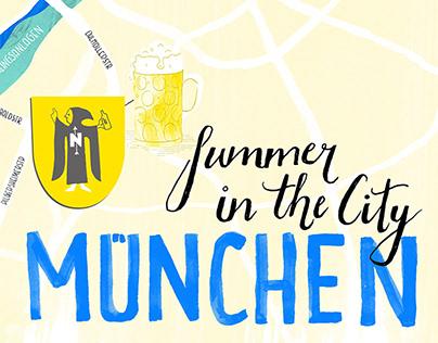 Summer in the City - Munich/ München
