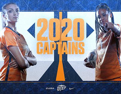 UTEP Athletics Creative - Spring 2020