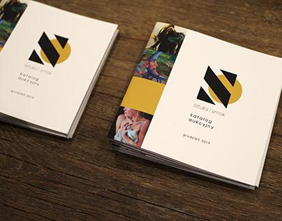SOPRA / mobile art gallery / visual identity & design
