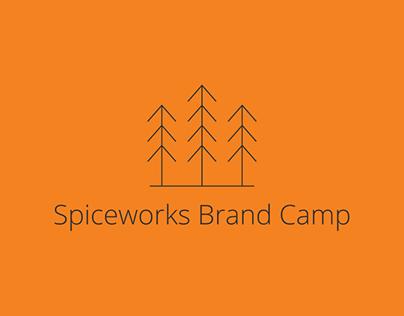 Spiceworks Brand Camp
