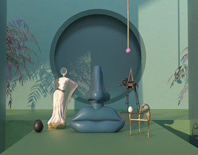 Welcome to Dali's room