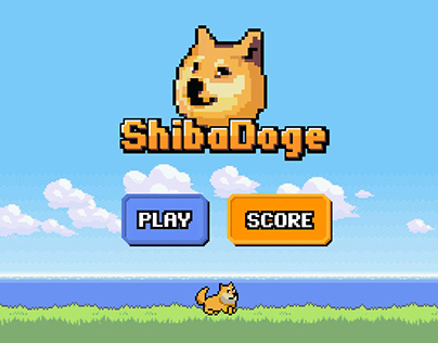 ShibaDoge - The pixel game