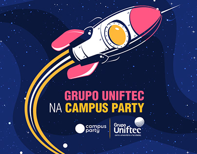 Grupo Uniftec na Campus Party