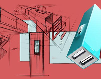 Industrial Sketchbook