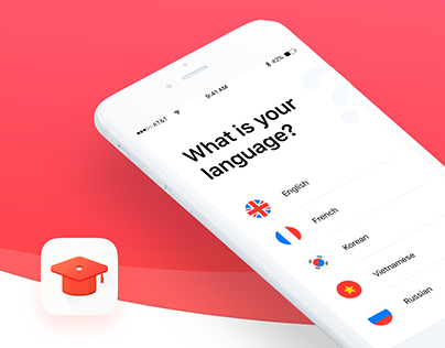 Learning Language App