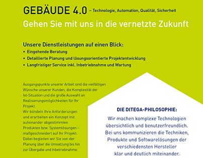 Namensfindung und Texting DITEGA GmbH