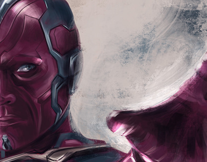 Vision - Marvel Universe