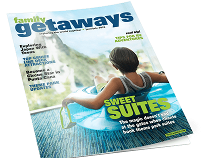 Family Getaways Magazine