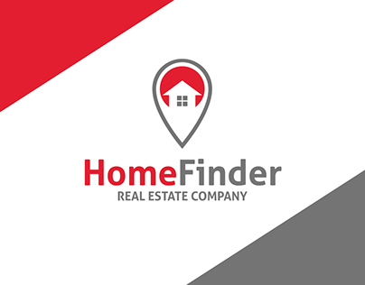 Home Finder Logo Template Only $2
